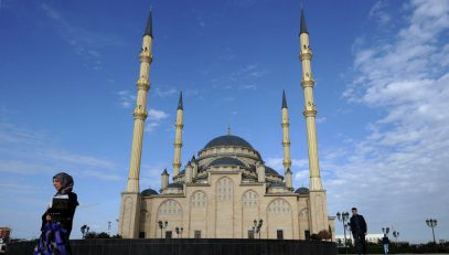 Кадыров призвал поддержать изображение мечети Грозного на купюре в 200 рублей