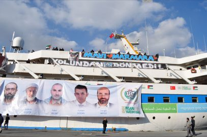 Стало известно, сколько заплатит Израиль за расстрел «Флотилии свободы»