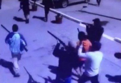 В Актобе экстремисты дали отпор силовикам