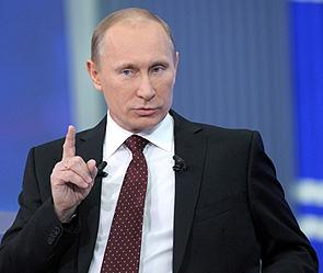 Путин взял на заметку скандальный антитеррористический закон
