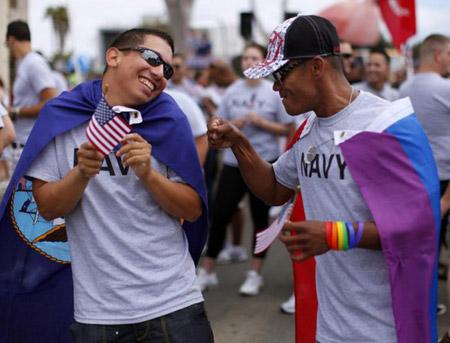Опубликована пугающая статистика роста гомосексуализма в США