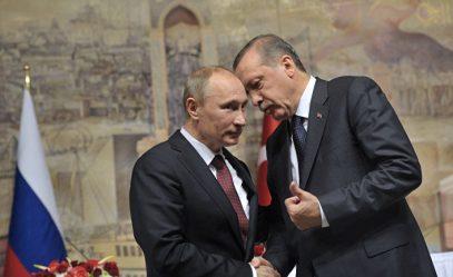Путин и Эрдоган говорили 40 минут — СМИ