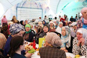 Гости ифтара