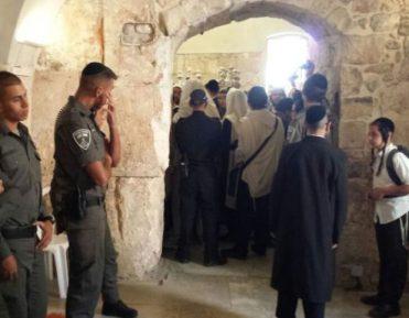 Израильские экстремисты напали на православных с криками «гои»