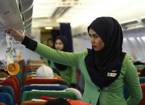 Стала известна причина закрытия единственной в мире исламской авиакомпании