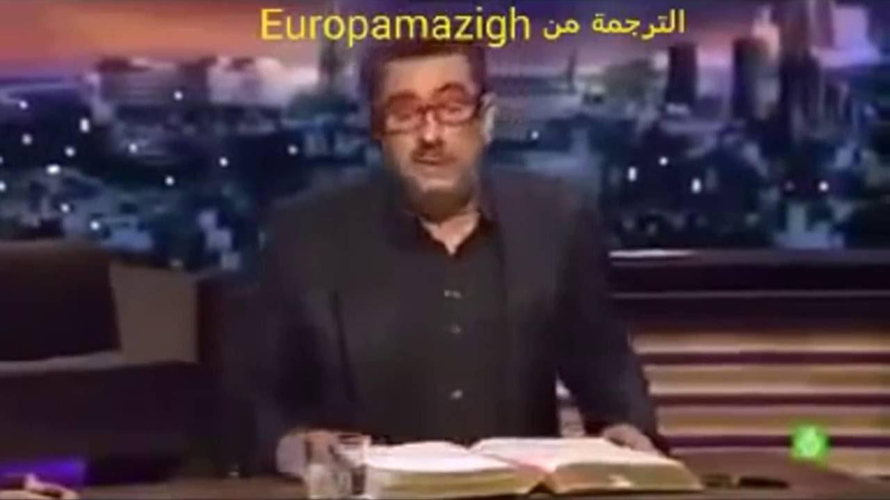 Телеведущий, издевавшийся над Кораном, неожиданно умолк прямо в эфире (ВИДЕО)