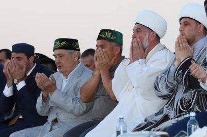 Сколько стоит крупнейший ифтар в России?