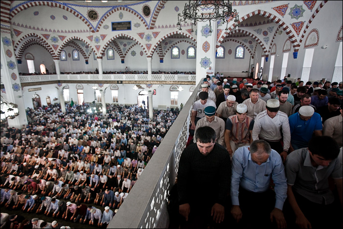 Еврейка поразила жителей Дагестана в Рамадан