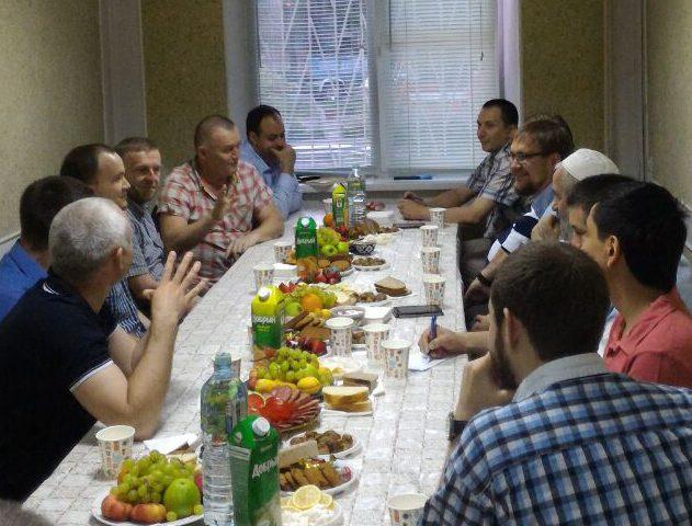 В Москве состоялся стратегический ифтар