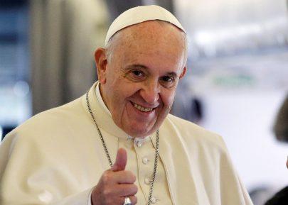Папа Римский шокировал заявлением о геях