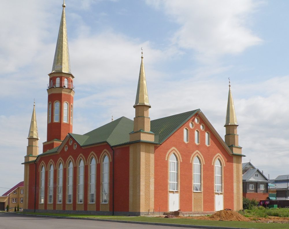 Мечеть «Джума» - самый большой мусульманский храм в Мордовии