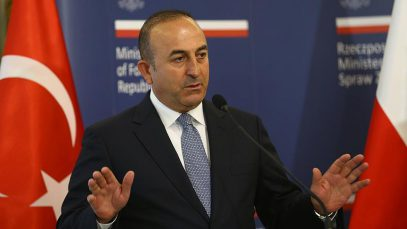 Глава МИД Турции направляется в Россию