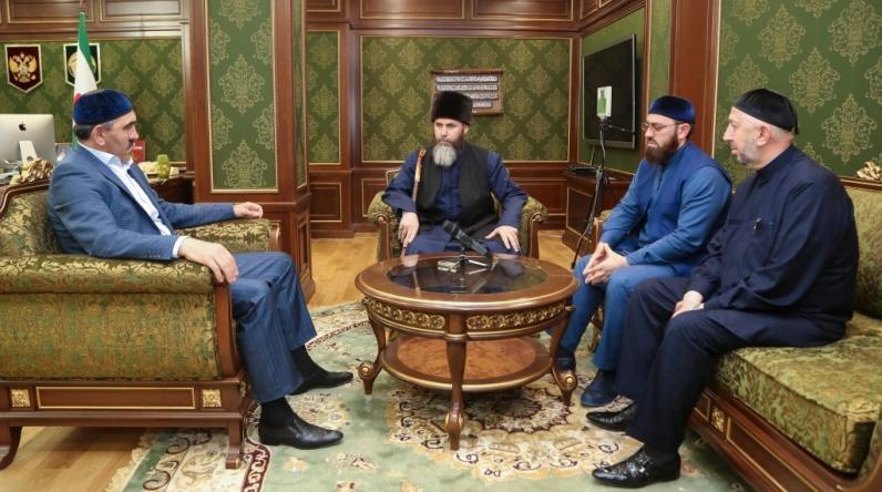Евкуров будет решать религиозные проблемы совместно с Чечней