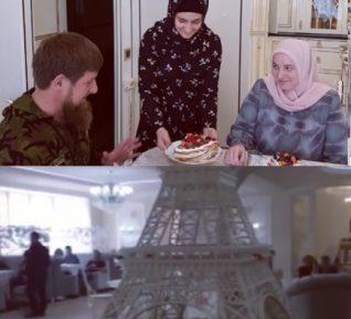 У дочери Кадырова появился свой «Париж»