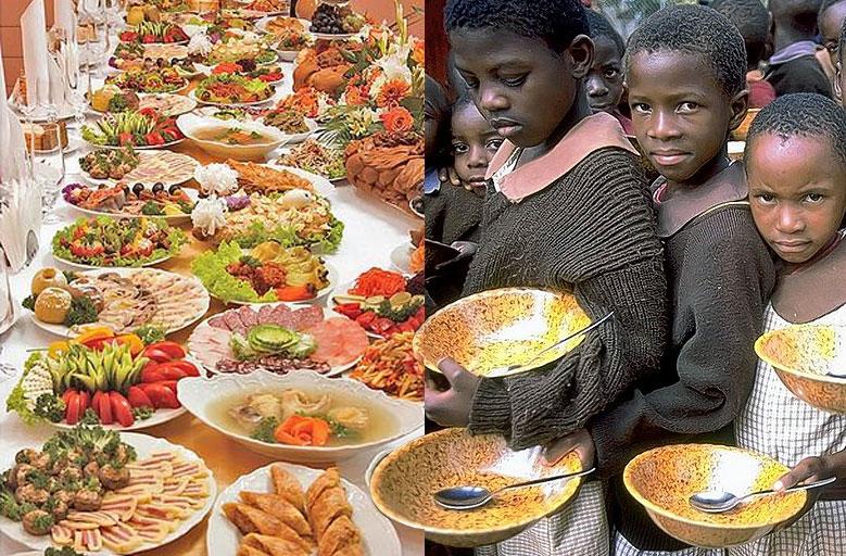 Блеск и нищета Рамадана (ВИДЕО)