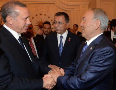 Назарбаев сыграл важную роль в примирении России и Турции