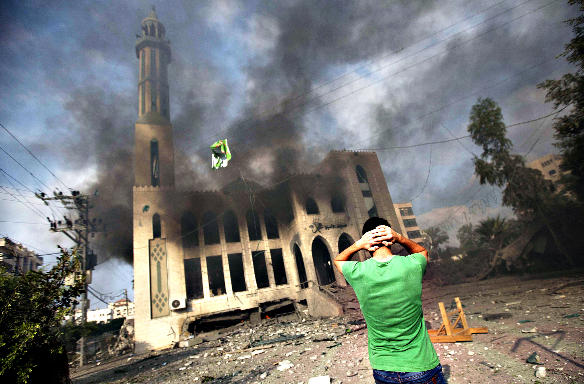 Турция приняла беспрецедентное решение по мечетям Газы