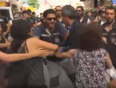 Турецкая полиция жестко усмирила геев и лесбиянок (ВИДЕО)