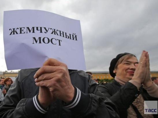 СМИ и противники моста Кадырова разошлись в оценках митинга