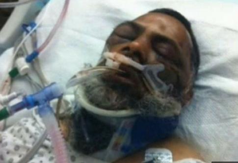 Мусульманин зверски избит на выходе из мечети