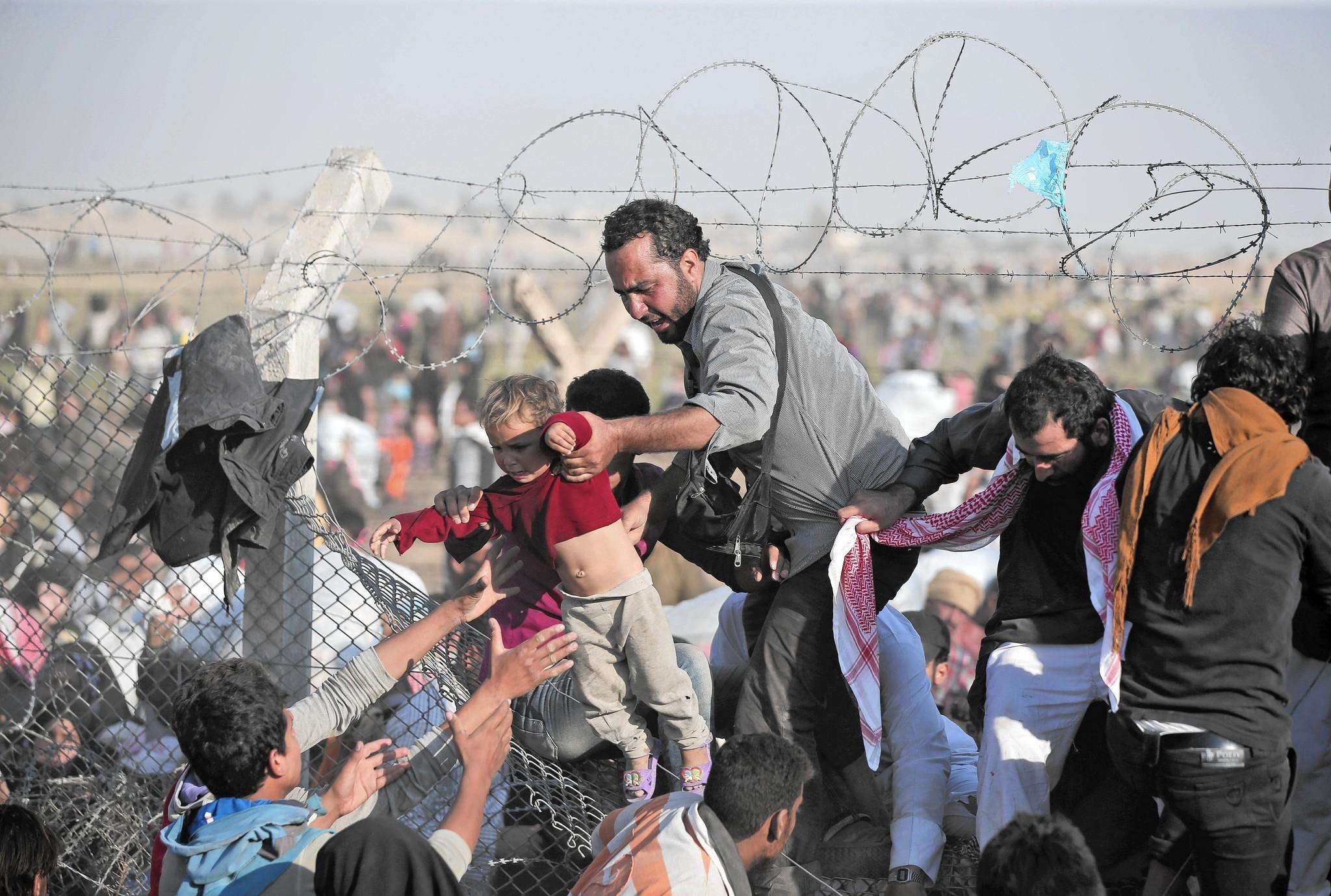 Экономисты: Беженцы — спасение для любой страны