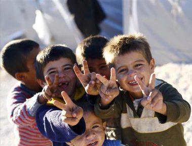 Впервые будущее поколение Сирии получит помощь россиян