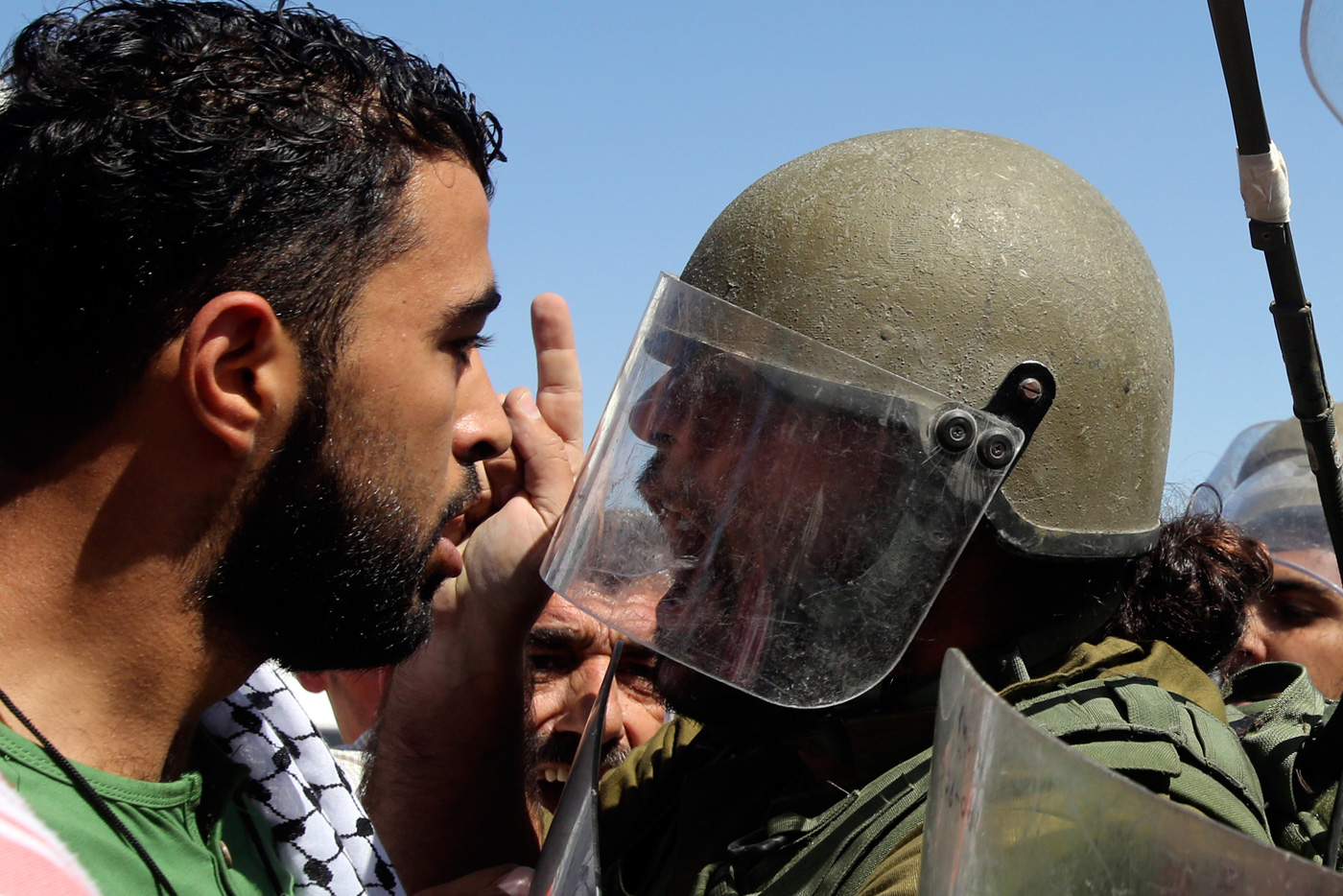 Москва по-новому взглянула на палестино-израильский конфликт