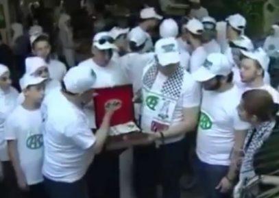 Кадыров сделал невозможное для палестинцев Сирии