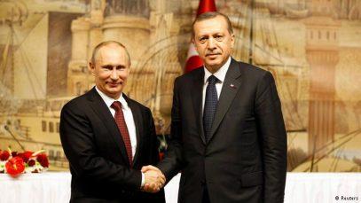 Определено время встречи Путина и Эрдогана