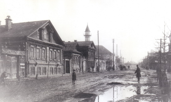 Как в Российской империи  запрещали и разрешали строить мечети