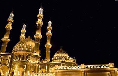Мечеть, которая потрясает