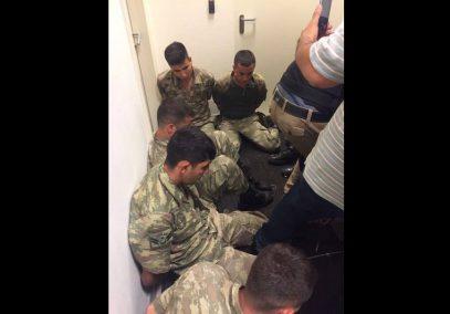 МИД России ответил мятежникам в Турции