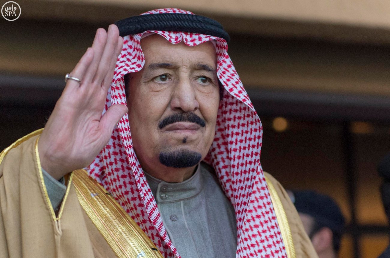 Король Саудовской Аравии Салман