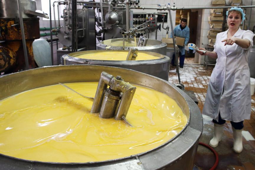 Пальмового масла в молочных продуктах стало еще больше