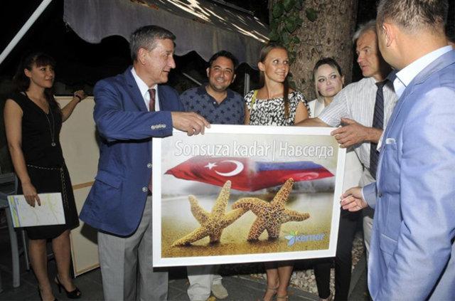 В Турции намерены подарить дом семье погибшего российского пилота