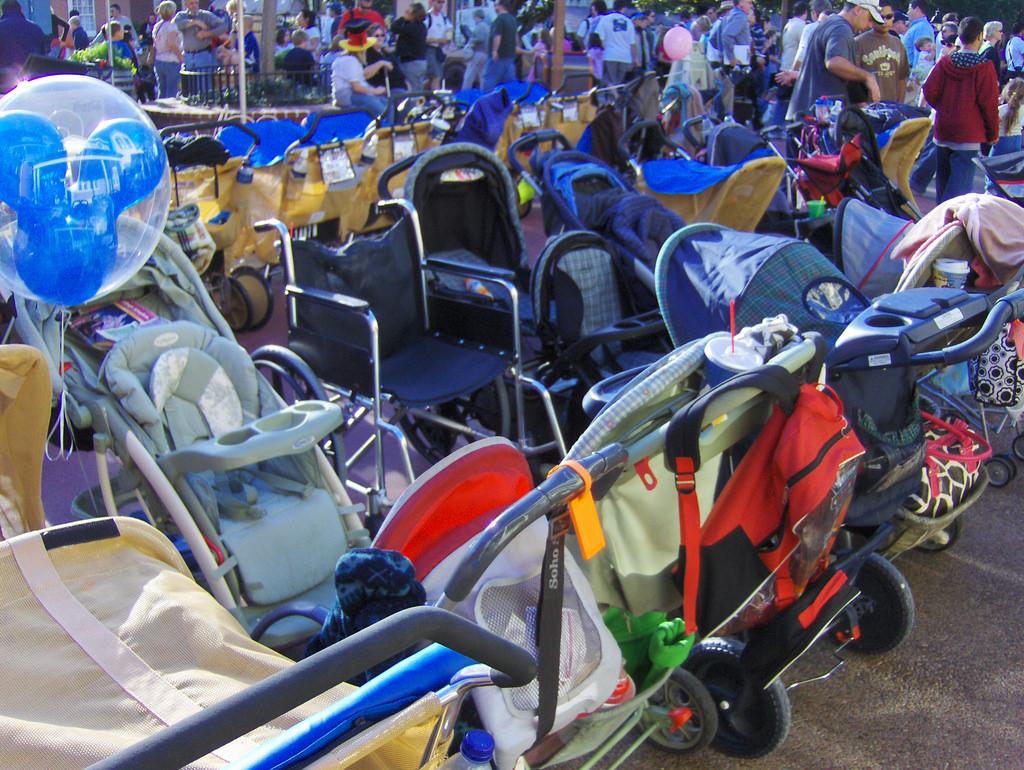 Как следует выбирать детскую коляску?