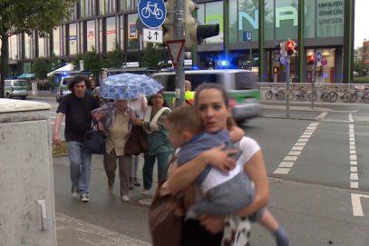 Глава МВД: Мюнхенский террорист мог быть новообратившимся христианином
