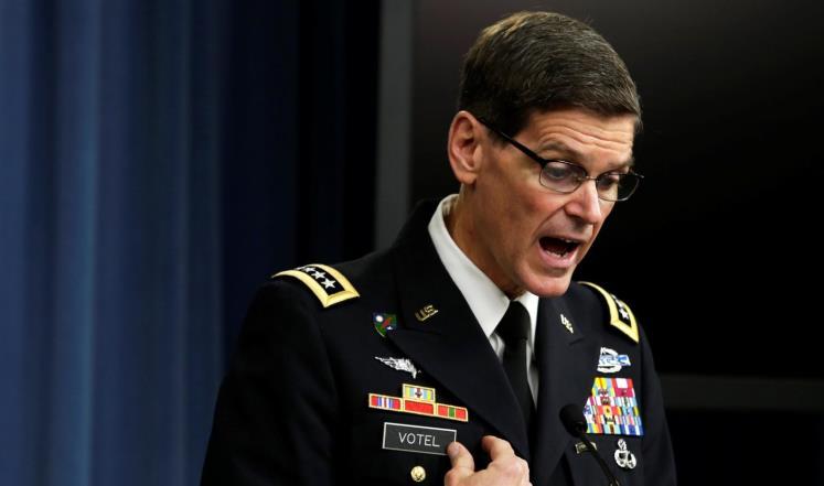 Глава Центрального командования ВС США генерал Джозеф Вотел