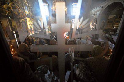 В церкви на Орловщине учинена резня