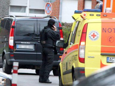 Стрельба в торговом центре в Мюнхене, десятки погибших