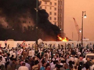 СМИ сообщили подробности теракта у мечети Пророка