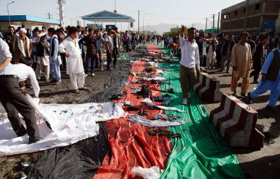 Кадыров сказал, как остановить афганский кровавый котёл