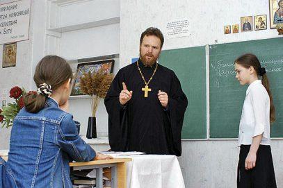 Уроки православия в школе приравняют к математике