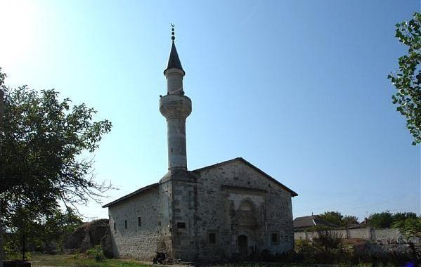 Крым. Мечеть хана Узбека