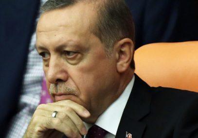 Эрдоган навел ужас на заговорщиков