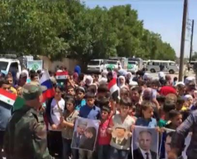 Что увидели представители фонда Кадырова в отбитом у ИГИЛ городе?