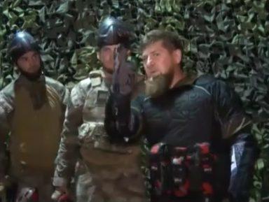Сыновья Кадырова устроили сражения около родового села
