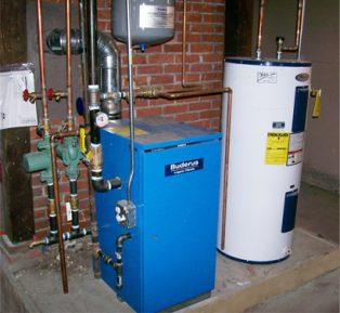 Особенности напольных газовых котлов