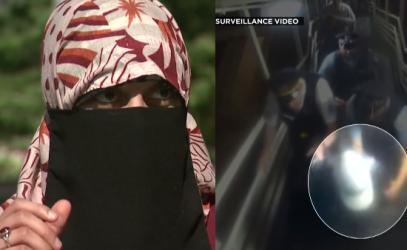 Что ждет полицейских, догола раздевших мусульманку? (ВИДЕО)