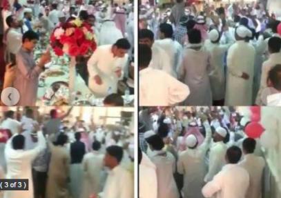 Бурная вечеринка в мечети вызвала гнев саудовцев